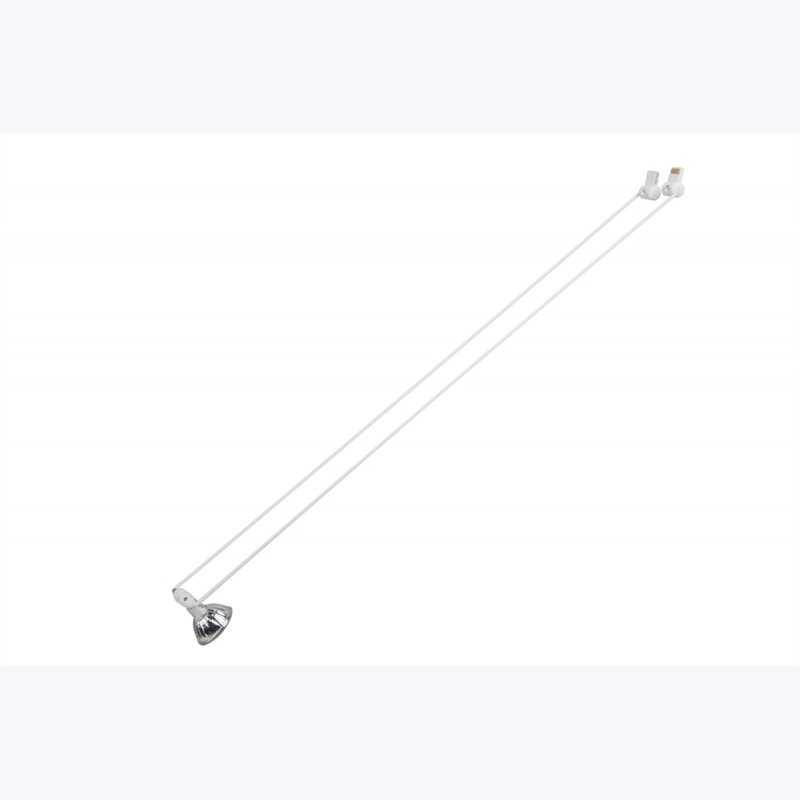 Cimaises Multirail Eclairage - Armature 50cm