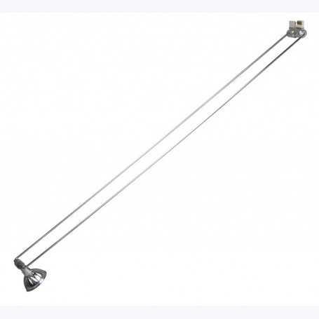 Cimaises Multirail Eclairage - Armature 70cm