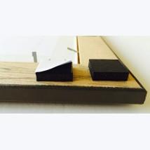 Stabilisateur, redresseur mousse adhésive pour cadre Pack 40 unités